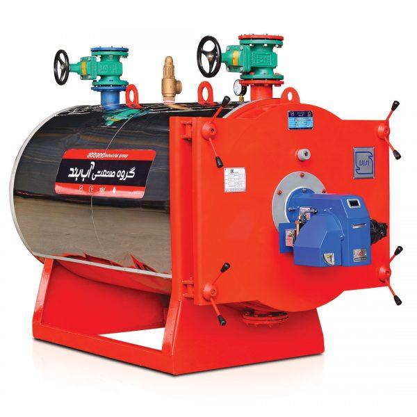 Two Pass Warm Water Boiler