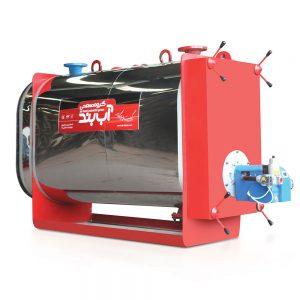 Firebox Water Boiler