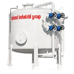 فیلتر شنی گروه صنعتی آب بند